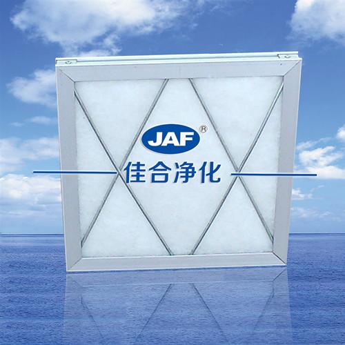 广东食品厂就初效片式过滤器的使用写来感谢信的成功案例